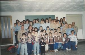 Exploradores del Rey en 1993